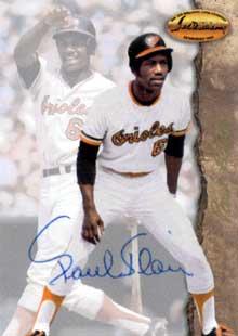Paul Blair Baseball Stats by Baseball Almanac