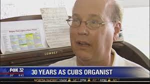 Cubs organist