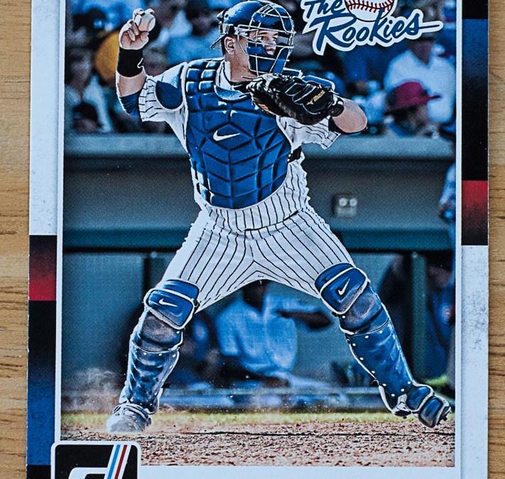 2016 Donruss Baseball Pack