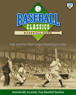 Baseball Classics Next Generation Baseball Board Game