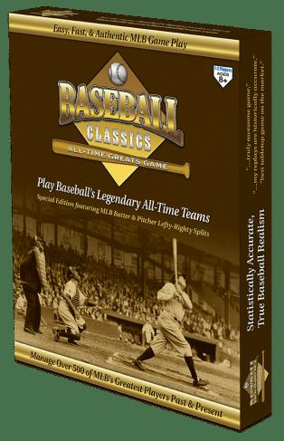 Baseball Classics All-Time Greats Splits Edition