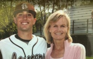Braden  Bishop, left and his mother Suzy Bishop. Courtesy of the Bishop family via the Seattle Times