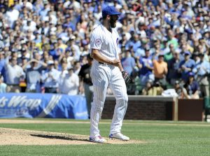 Arrieta is a perfect example for Owens since he started his big league-career off bad as well. (June 16, 2016 - Source: David Banks/Getty Images North America)