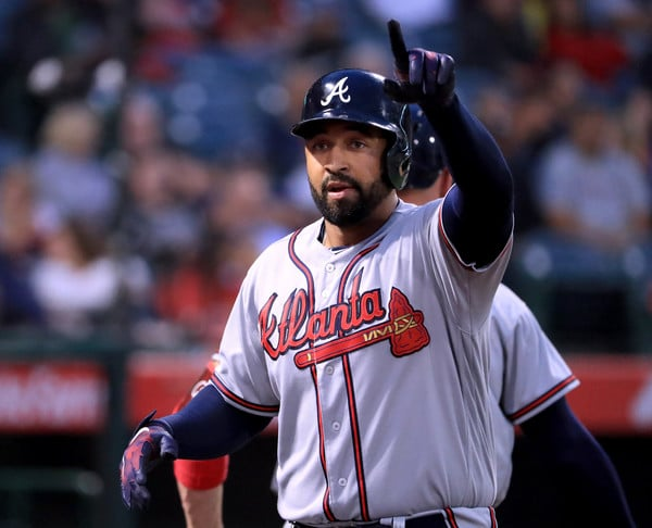Matt Kemp returns to Dodgers in 5-player deal with Braves