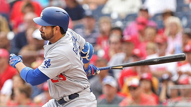 Reports: Mets Planning to Sign Former Dodgers 1B Adrian Gonzalez