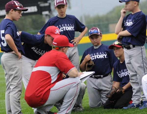 Youth Little League Baseball