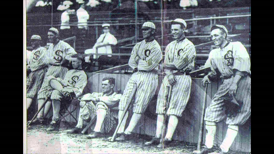 1919 black sox scandal primary sources