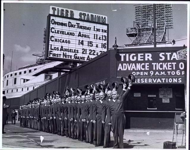 We made it!! Happy Opening Day!! - Old-Time Baseball Photos & Essays!