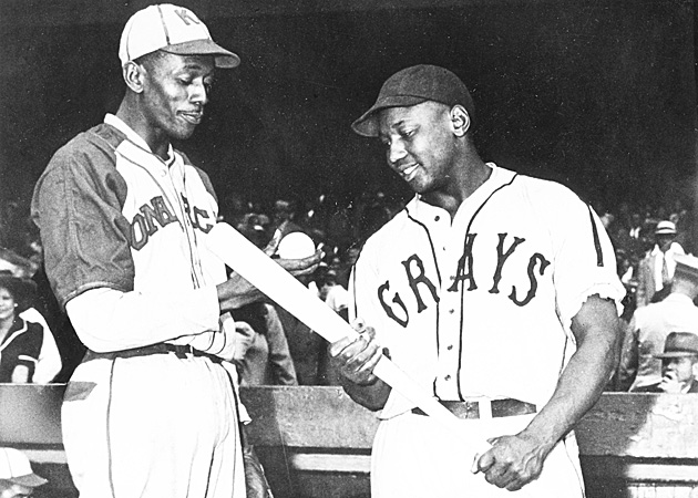 """WHAT COULD HAVE BEEN!"" WHAT IF SATCH AND JOSH HAD BROKEN BASEBALL'S INFAMOUS COLOR LINE IN 1936?"