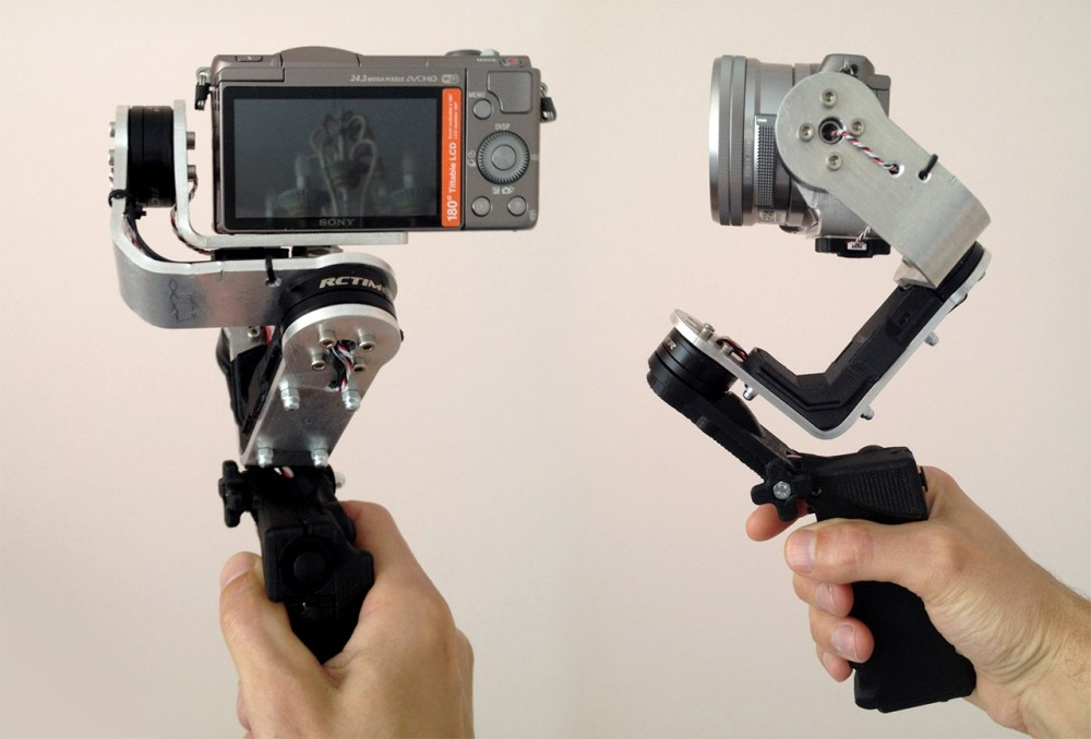 medium resolution of general view of the gimbal
