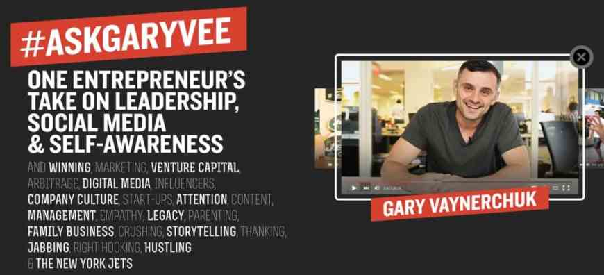 Review of AskGaryVee