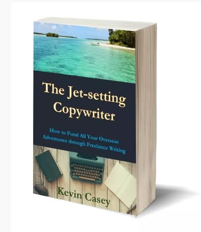 Jet-Setting Copywriter