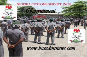 Nigerian prison service recruitment shortlisted candidates
