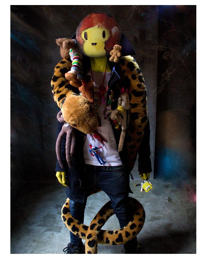 Ilia Mayer photo portrait by Justin Case
