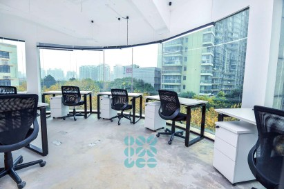 Cheapest Service Office on West Nanjing Road