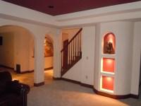 Basement Remodeling Ideas: Finished Basement Layouts