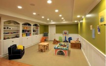 Finished Basement Remodeling Cost