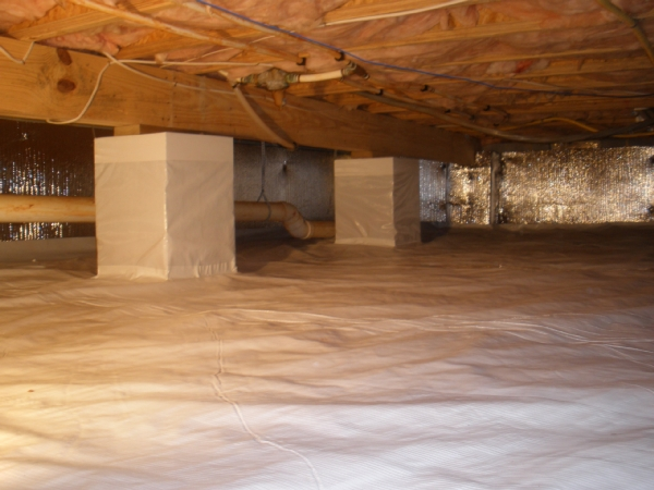 Is Crawl Space Encapsulation Necessary for a Dry