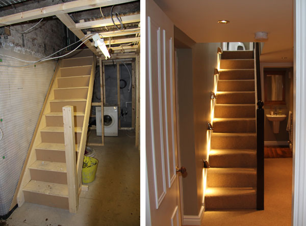 Basement Waterproofing And Conversion Starts Home Business