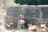 Trwa budowa basenu zewnętrznego basenu rekreacyjnego.