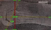 Plattegrond Catequilla, het echte momument van het midden van de aarde