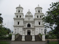 The basilique off Esquipulas