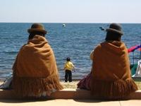 Bolhoedjes aan het strand van Copacabana