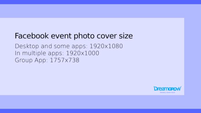dimensione immagine evento facebook