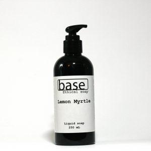 Lemon Myrtle liquid soap