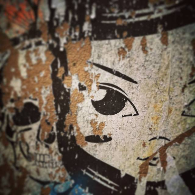 Miradas streetart cdmx