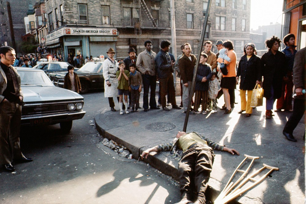 Hoe Avenue at 172nd St., Bronx, 1970