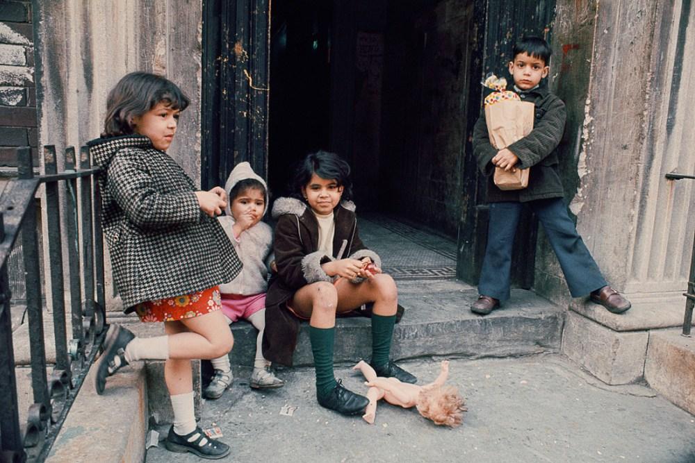 South Bronx, 1970