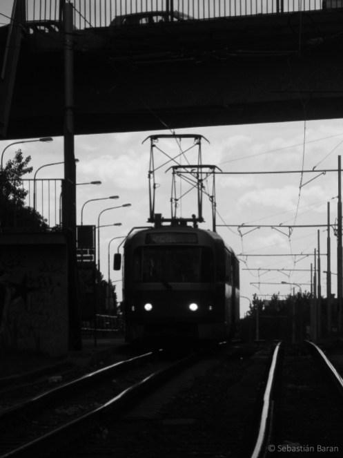 Tram in the Dark