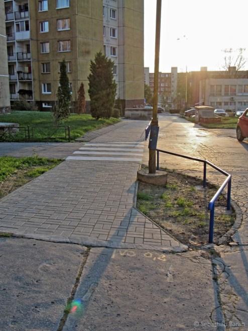 Niekde prechody pre chodcov vznikli, inde ich asi nie je potreba...