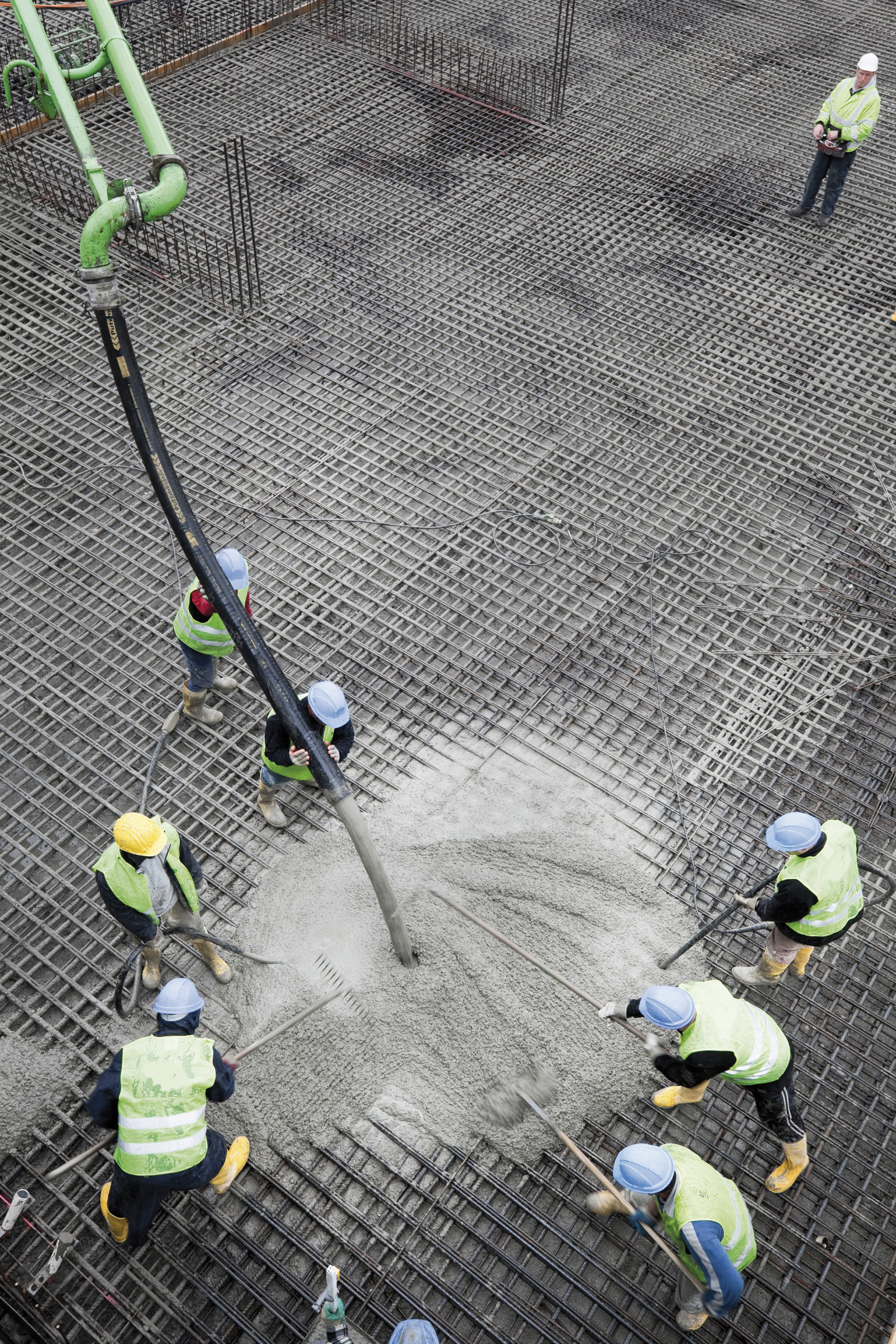 Nachhaltig bauen mit Beton