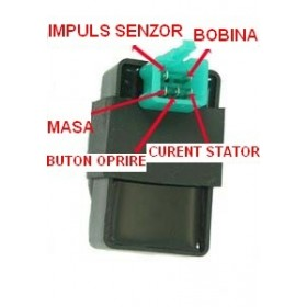loncin quad wiring diagram two way light switch cdi 50-110 -125 cc ( 1 mufa / 5 pin )