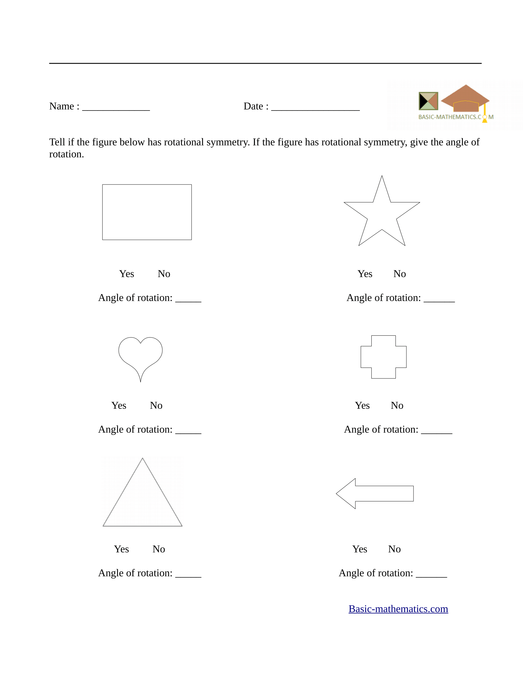 Worksheets. Lines Of Symmetry Worksheet. Cheatslist Free