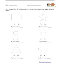 Symmetry Worksheets [ 2200 x 1700 Pixel ]