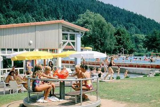 Ferienhaus in Hessen in Ronshausen Deutschland