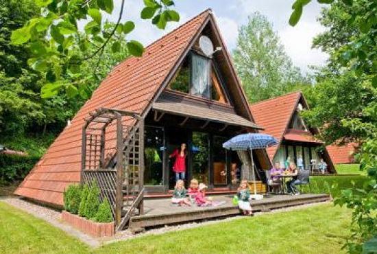 Ferienhaus in Ronshausen mit Pool mieten in Hessen