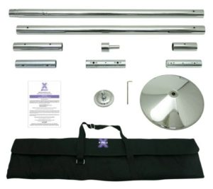 45mm Xpert X-Pole Dancing Pole Kit Portable Review
