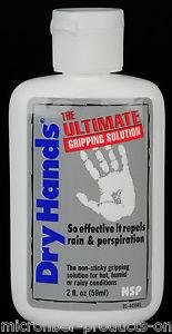 Dry Hands grip