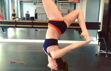 pole dance injuries