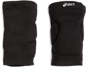 Asics knee pad protection