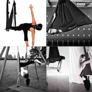 CO-Z Aerial Yoga Swing hammock review