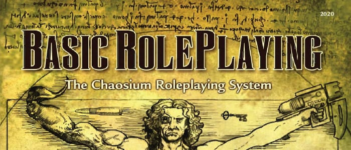 Basic Roleplaying Release Date and Cover
