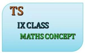TS IX CLASS MATHS CONCEPT FEATURE IMAGE