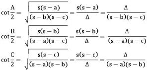 TS inter Properties of triangles 12