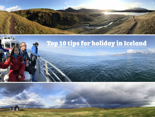 Iceland holiday tips
