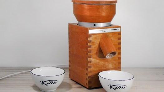 KOMO Fidibus Classic Grain Mill